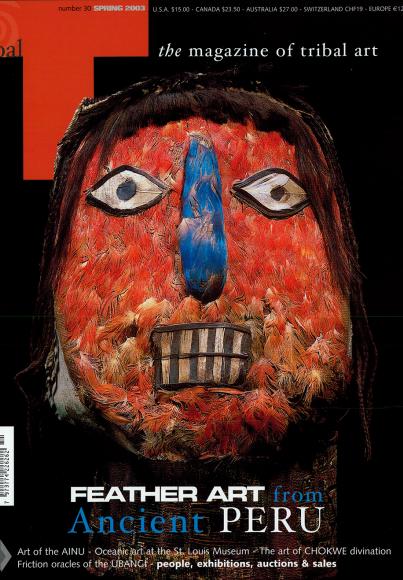 Tribal 30 - Printemps 2003