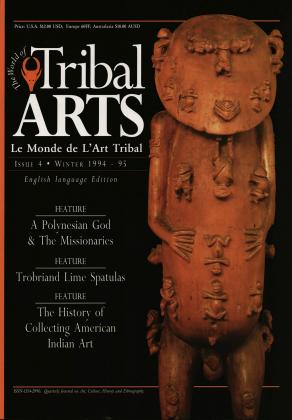 Tribal 4 - Décembre 1994