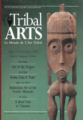 Tribal 3 - September 1994