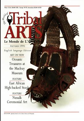 Tribal 7 - Autumn 1995