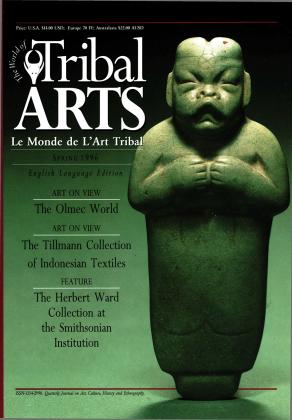 Tribal 9 - Printemps 1996