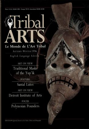 Tribal 11 - Autumn-Winter 1996