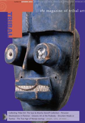 Tribal 32 - Autumn 2003