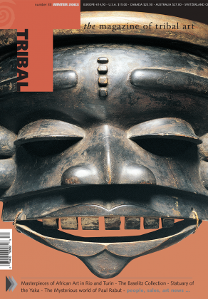 Tribal 33 - Winter 2003