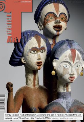 Tribal 77 - Automne 2015