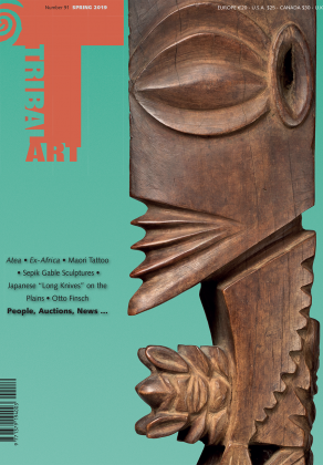 Tribal 91 - Spring 2019