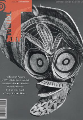 Tribal 93 - Autumn 2019