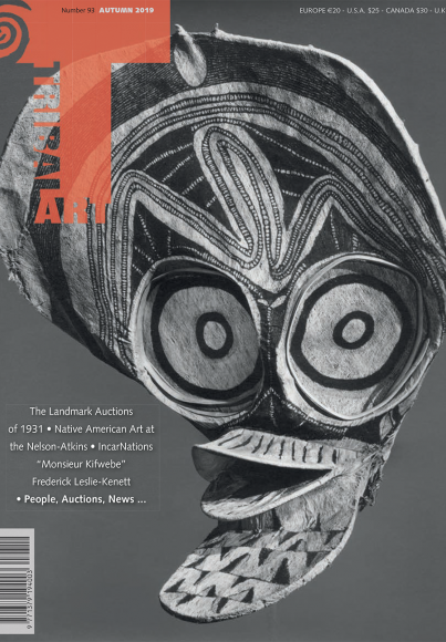Tribal 93 - Automne 2019