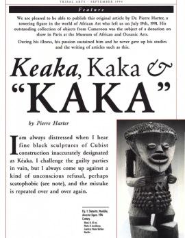 """Keaka, Kaka """"KAKA"""""""