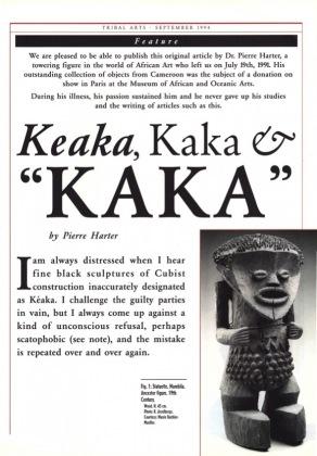 """Keaka, Kaka & """"KAKA"""""""