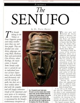 Les Sénoufo