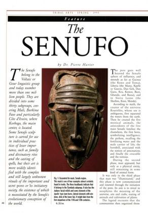 The Senufo