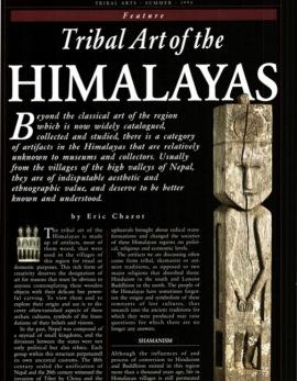 Art Tribal de l'Himalaya