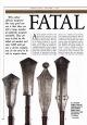 Beauté Fatale : conseils aux collectionneurs d'armes africaines