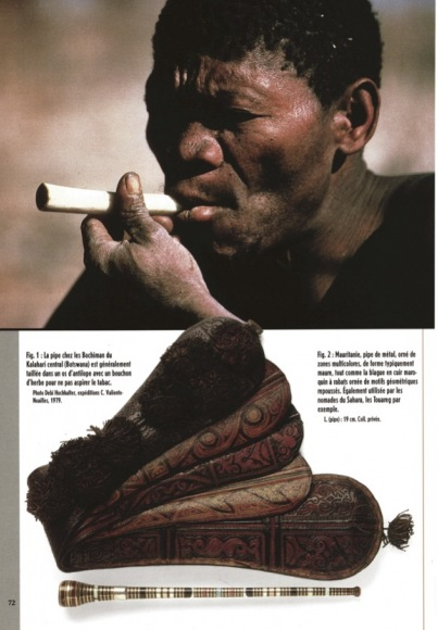 Pipes africaines
