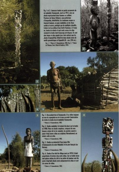 L'art funéraire de Madagascar