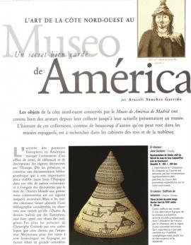 L'art de la Côte Nord-Ouest au Museo de América de Madrid