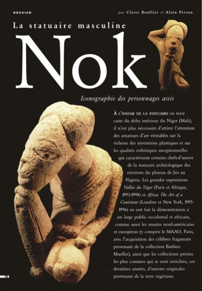 Male Statuary of Nok. An Iconography of Seated Male Figures