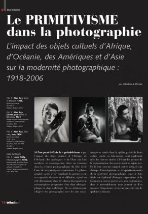 Primitivism in Photography
