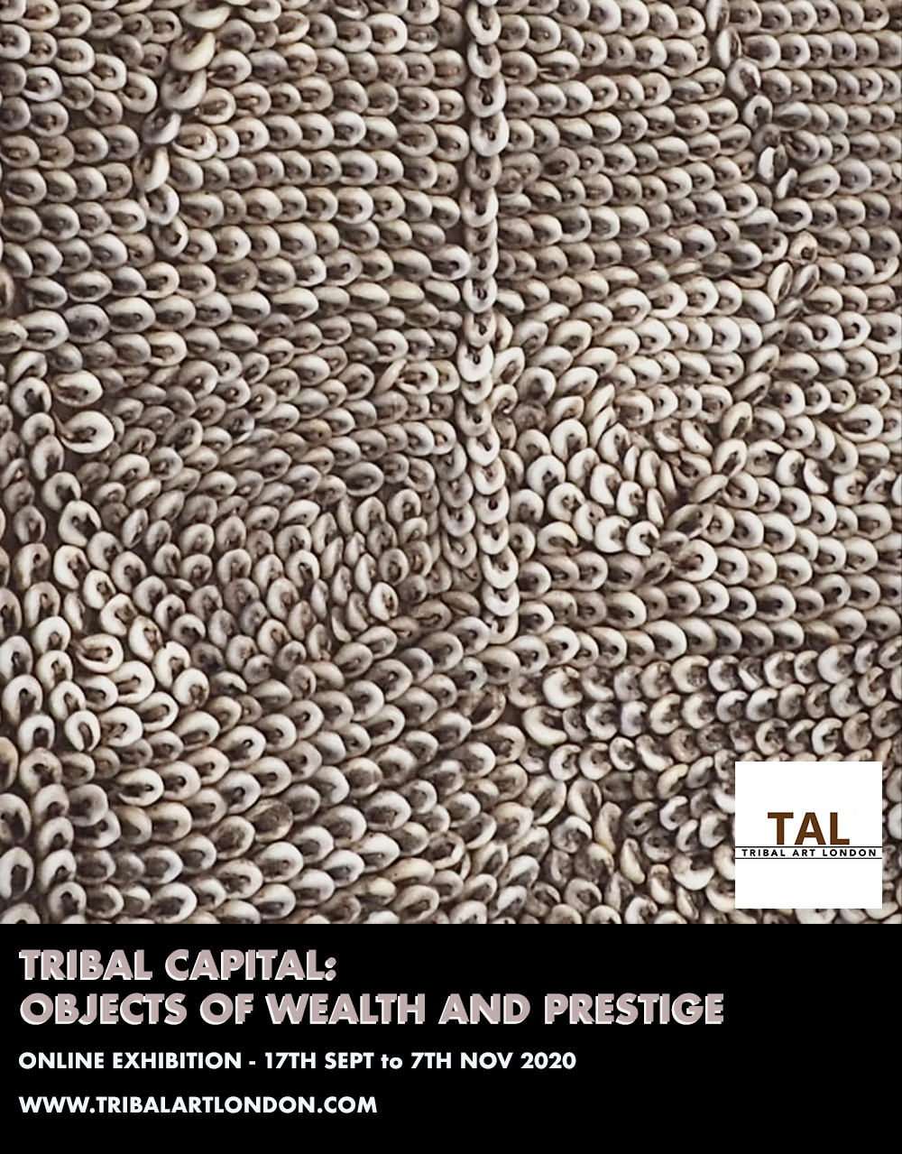 Tribal Art London, objects of wealth