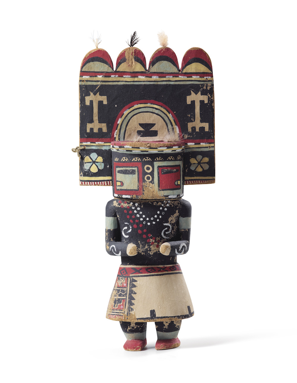 Kachina Hopi Arizona Sotheby's